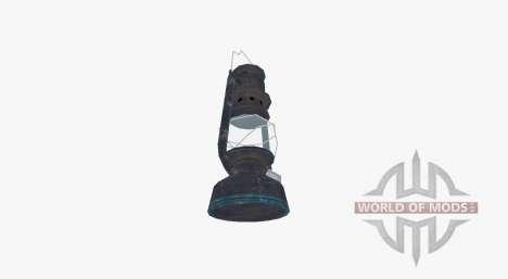 Kerosene lamp for Farming Simulator 2017