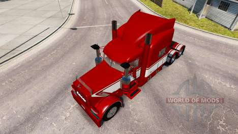 Viper2 skin for the truck Peterbilt 389 for American Truck Simulator