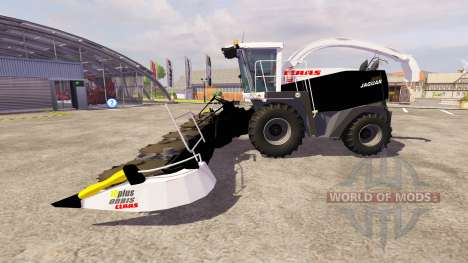 CLAAS Jaguar 980 for Farming Simulator 2013