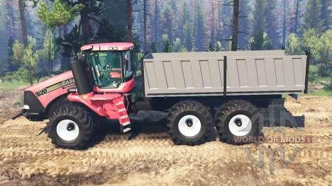 Case IH 620 Turbo v2.0 for Spin Tires