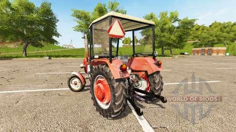 URSUS C-330 for Farming Simulator 2017