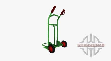 Hand truck for Farming Simulator 2017
