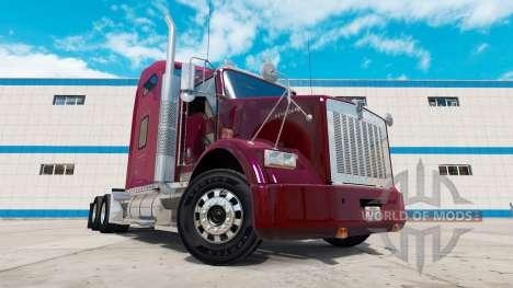 Kenworth T800 2016 v0.5.1 for American Truck Simulator