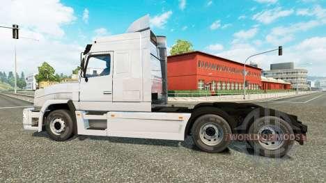 MAZ-6440 2011 for Euro Truck Simulator 2
