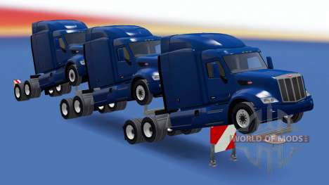 Trailers from tractors for American Truck Simulator