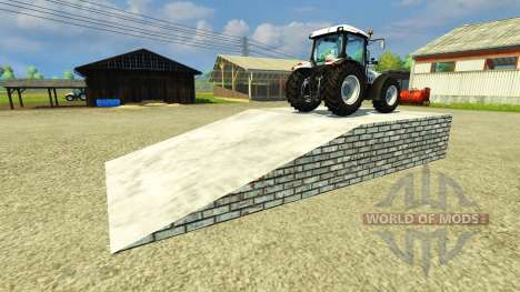 Overpass for Farming Simulator 2013
