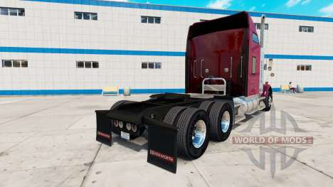 Kenworth T800 2016 v0.5.1 for American Truck Simulator