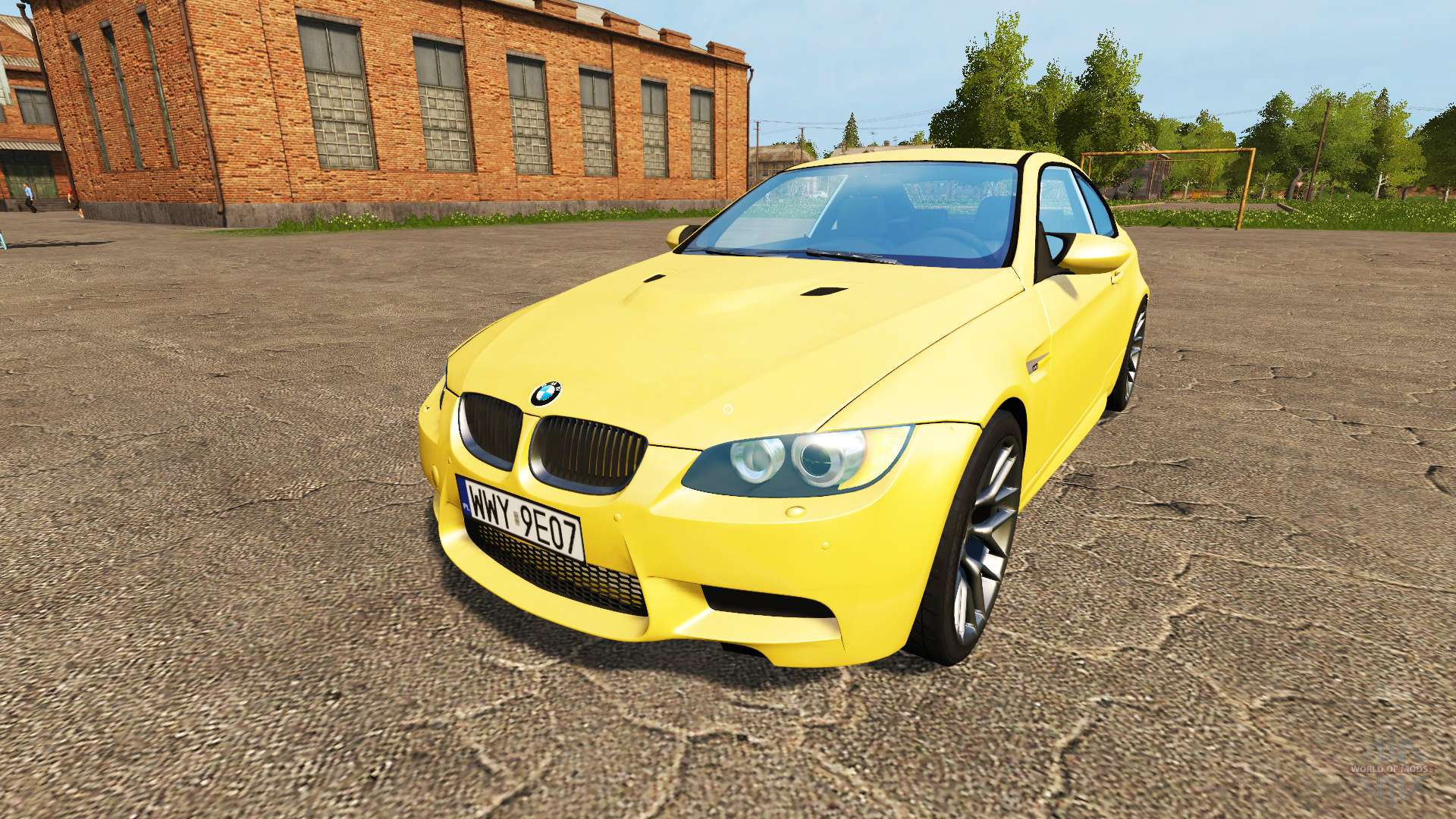 bmw m3 e92 for farming simulator 2017. Black Bedroom Furniture Sets. Home Design Ideas