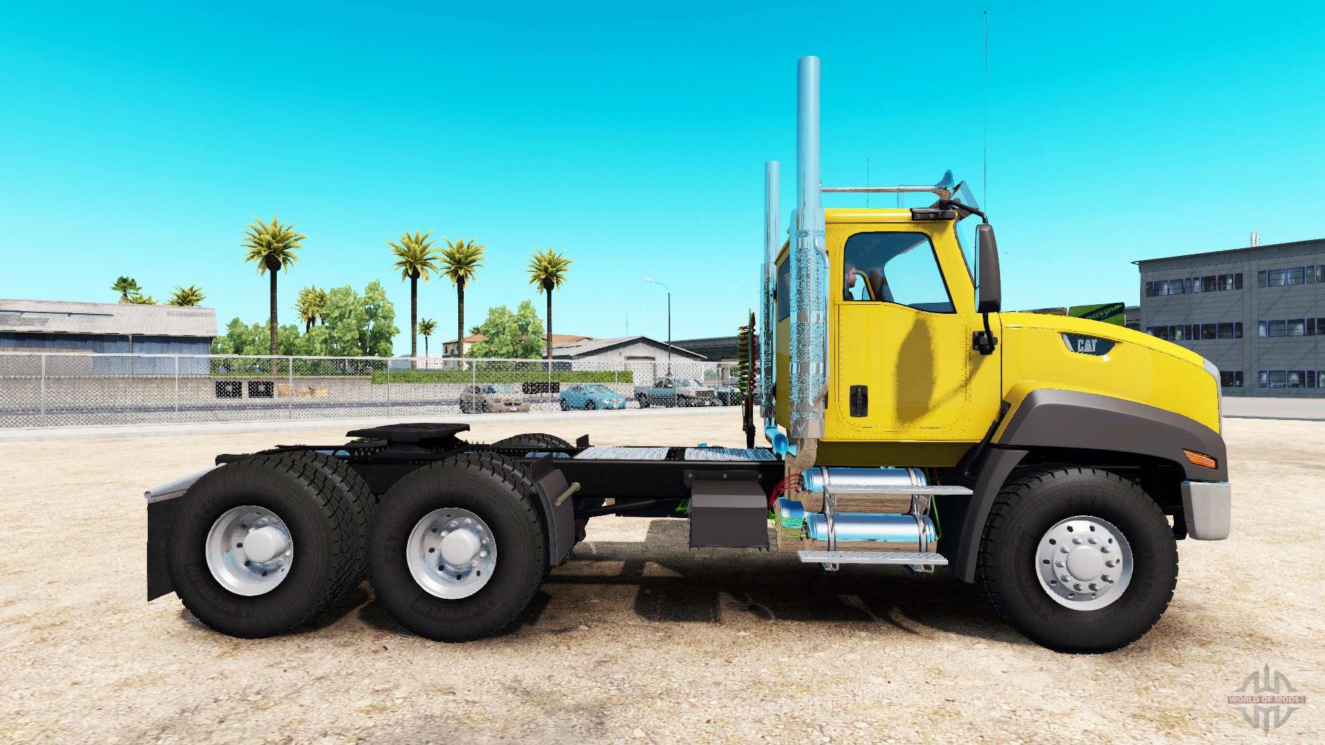 Caterpillar CT660 v1.3.1 for American Truck Simulator