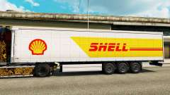 Skin Shell for semi-trailers
