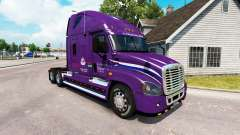 Skin Covenant on tractor Freightliner Cascadia