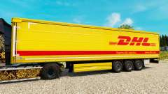 Skin DHL for trailers
