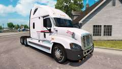 Скин P.A.M.Transport на Freightliner Cascadia