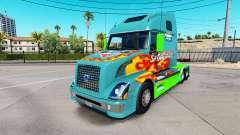 Skoal Bandit skin for Volvo truck VNL 670