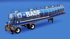 Skin BASF for chemical tank