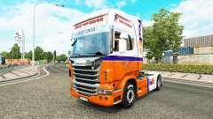 FedEx Express skin for Scania truck