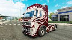 Fantasy skin for Volvo truck