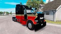 Skin Low Life for the truck Peterbilt 389