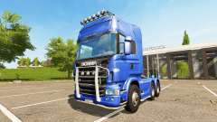 Scania R730 Topline for Farming Simulator 2017