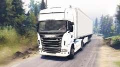 Scania R730 4x4