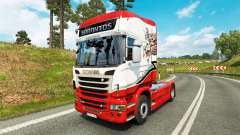 Sarantos transport skin for Scania truck