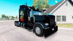 Skin Maximum Overdrive on the truck Peterbilt 38