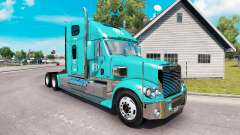 Skin FFE on the truck Freightliner Coronado