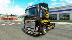 Continental skin for Volvo truck for Euro Truck Simulator 2