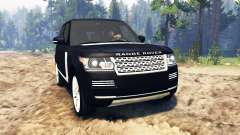 Land Rover Range Rover Vogue (L405)