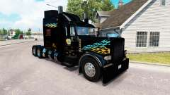 Smith Transport skin for the truck Peterbilt 389