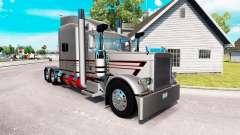 Skin for MBH Trucking LLC truck Peterbilt 389