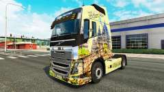Indonesia skin for Volvo truck