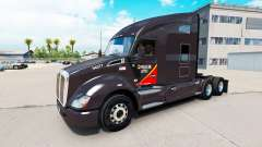 Skin Gallon Oil truck Kenworth