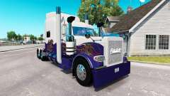Skin for the truck Peterbilt 389