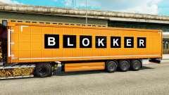 Skin Blokker on semi