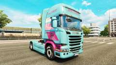 Jan Tromp skin for Scania truck