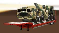 Semi carrying military equipment v1.5.1