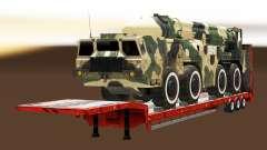 Semi carrying military equipment v1.5.1