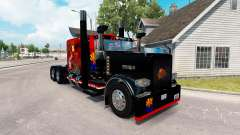 Skin Arizona USA for the truck Peterbilt 389
