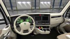 Interior Green Dial for Kenworth T680