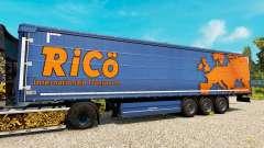 Skin Rico on trailers