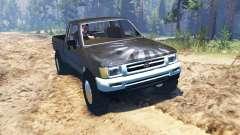 Toyota Hilux Xtra Cab 1993