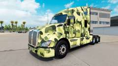 Skin Camouflage for the tractor Kenworth