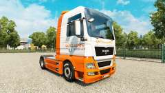 Excellence Transportes skin for MAN truck