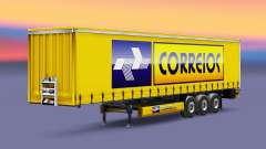 Correios Logistic skin for trailers