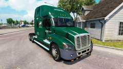 Skin for INTERSTATE truck Freightliner Cascadia