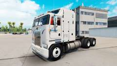 Walmart skin for Kenworth K100 truck