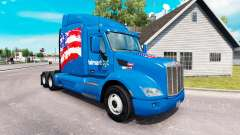 Skin Walmart USA truck Peterbilt