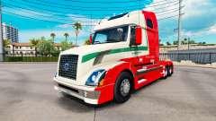 Skin Van den Bosch for Volvo truck VNL 670