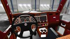 Interior for Kenworth W900
